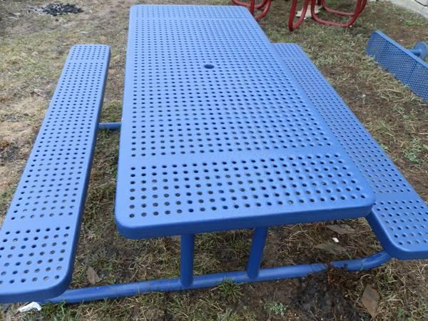 Patio Furniture Picnic Tables and Benches