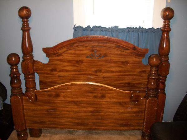 Paul Bunyan Bed Frame Rockwell Nc 28138 For Sale In
