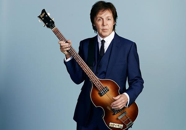 Paul McCartney - Private Luxury Suites