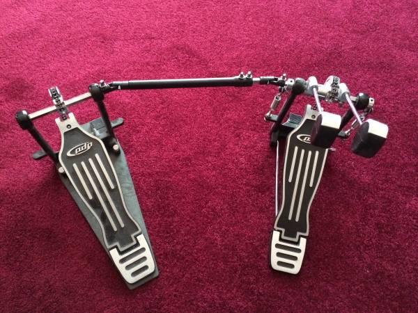 pddp pdp double kick bass drum pedal for sale in liverpool new york classified. Black Bedroom Furniture Sets. Home Design Ideas