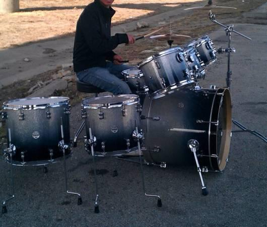 Pdp Maple Concept Drum Set - $1000