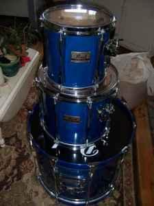 Pearl blx shell pack Drums - $350 (Highlands Ranch)