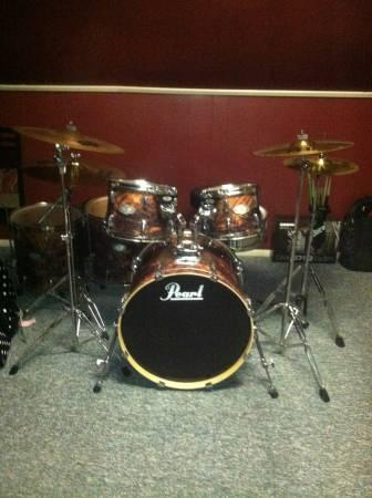 Pearl Drum Sets For Sale : pearl drum set for sale for sale in richmond indiana classified ~ Russianpoet.info Haus und Dekorationen