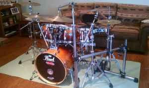 Pearl Drumset for sale - $1800 (Albany Area)