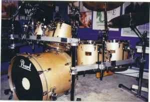 Pearl MMX Maple Drums, Price Drop 500 - $4000 (Indian
