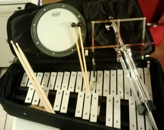 Pearl Percussion Student Kit-New