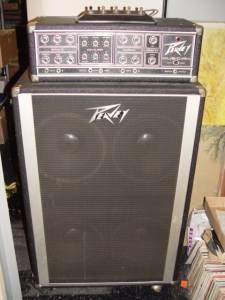 Peavey bocina con amplificador - $395 (laredo. texas)