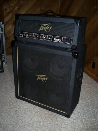 peavey butcher all tube half stack with vintage celestions for sale in huntsville alabama. Black Bedroom Furniture Sets. Home Design Ideas