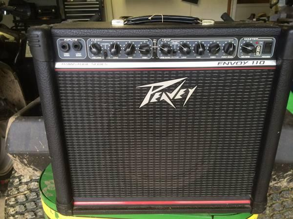 peavey envoy 110 guitar amp for sale in nippa kentucky classified. Black Bedroom Furniture Sets. Home Design Ideas