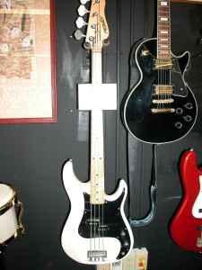 Peavey Fury Bass Guitar American Made Pooler Ga For