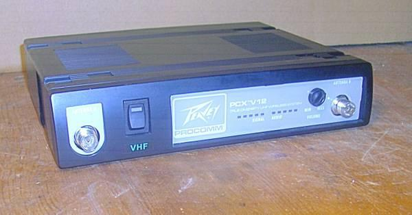 peavey pcx v12 wireless guitar system recipient for sale in austin texas classified. Black Bedroom Furniture Sets. Home Design Ideas
