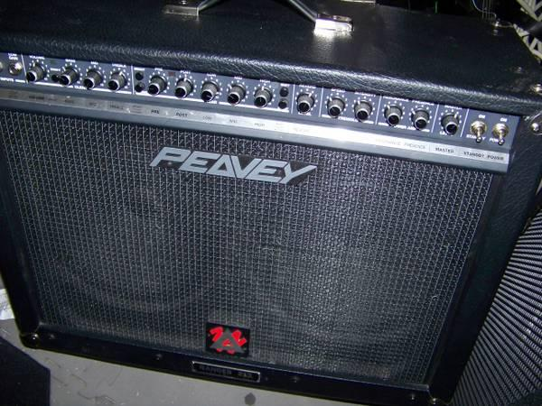 peavey ranger 212 all tube amp for sale in dewey arizona classified. Black Bedroom Furniture Sets. Home Design Ideas