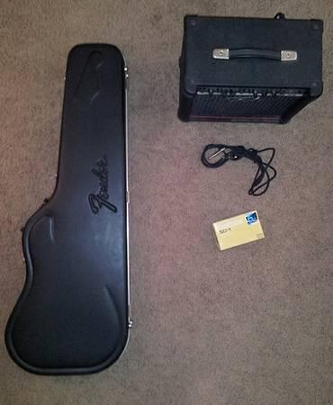 Peavey Raptor EXP Plus Electric Guitar - Peavey Rage 158 Amp -  More - $250