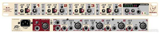 Peavey S4 4-Channel Rackmount Mixer