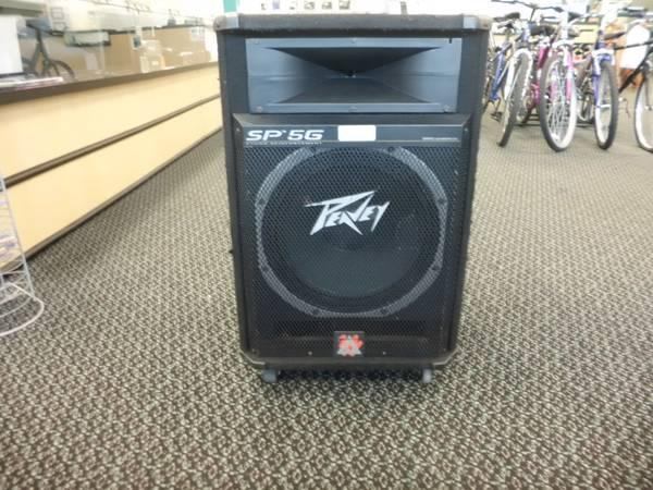Vintage Peavey Speaker - For Sale Classifieds