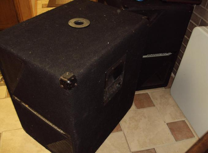 Peavey Subcompact 15 Subwoofers