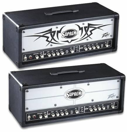 peavey supreme xl amp head and speaker cabinet for sale in ardmore oklahoma classified. Black Bedroom Furniture Sets. Home Design Ideas