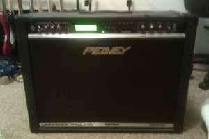 Peavey Transfex Pro 212s 130w Combo Guitar Amp W Effects