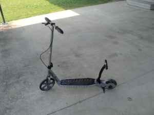Peddle Scooter - $40 (Breaux Bridge)