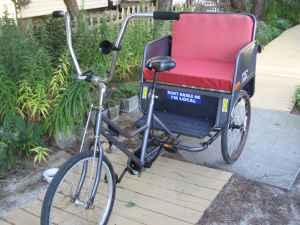 Pedi-Cab Bicycle - $400 (arnold, md)
