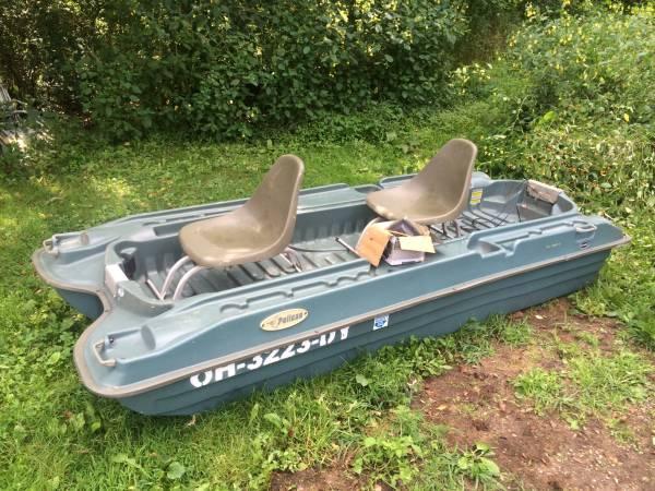 Pelican bass raider 10 for sale in richmond ohio for Pelican bass raider 10e fishing boat