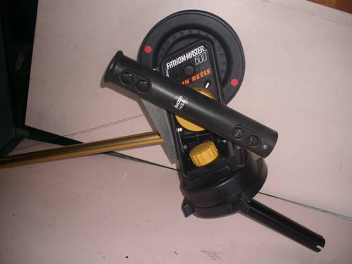 how to use a penn downrigger