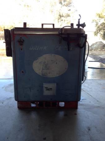 Pepsi cooler - $600