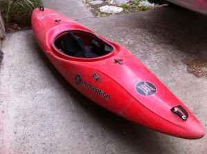 Perception Phat Kayak - $390 (Chico)