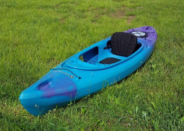 Perception swifty 9 5 kayak sit-in