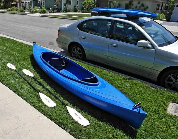 Perception Tandem Kayak - $400