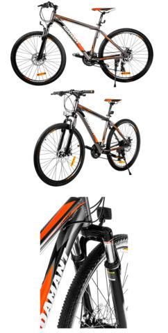 Perfect Adamant - Double-Wall Alloy X5 Mountain Bike