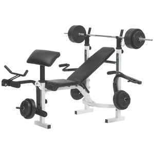 Performance Pro Weight Bench With Weights Wrightsville For Sale In York Pennsylvania