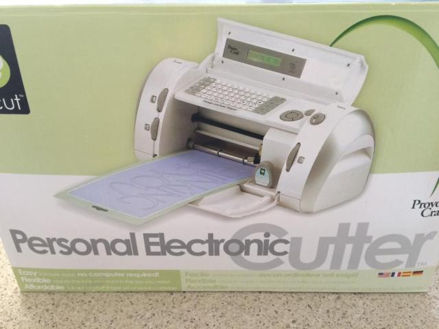 Personal Electronic Cutter