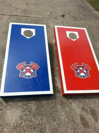 Personalized Corn Hole Games - $125