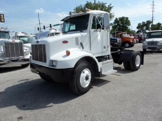 Peterbilt 330 single axle daycab for sale for Sale in