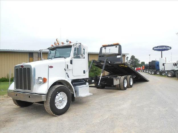 Peterbilt 365 rollback truck for sale