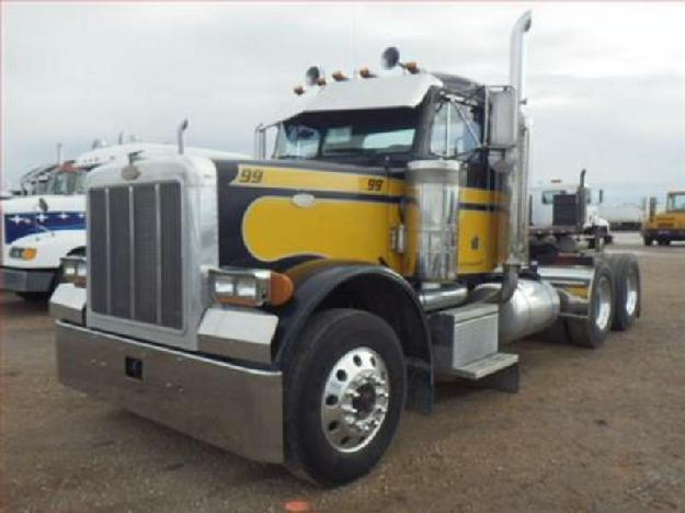 Peterbilt 379 day cab tandem axle daycab for sale for Sale ...