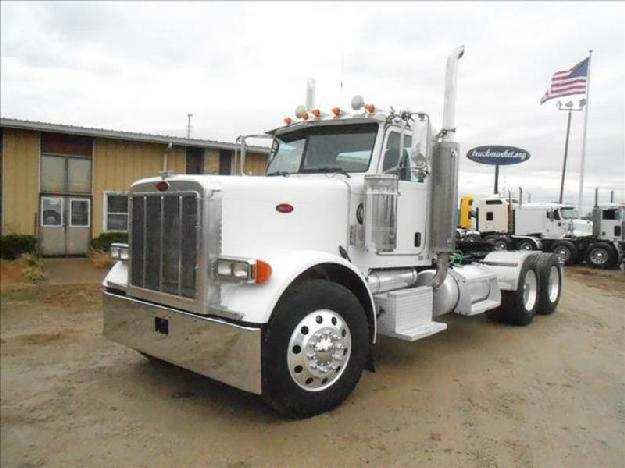 Peterbilt 379 tandem axle daycab for sale for sale in olive branch