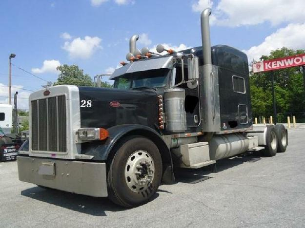 Peterbilt 379exhd sleeper for sale for sale in swedesboro new jersey