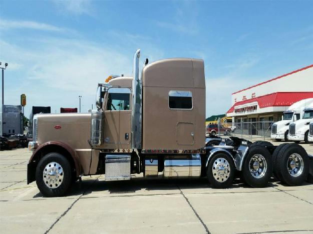 Peterbilt 389 Tri Axle Sleeper For Sale For Sale In Sioux City Iowa Classified