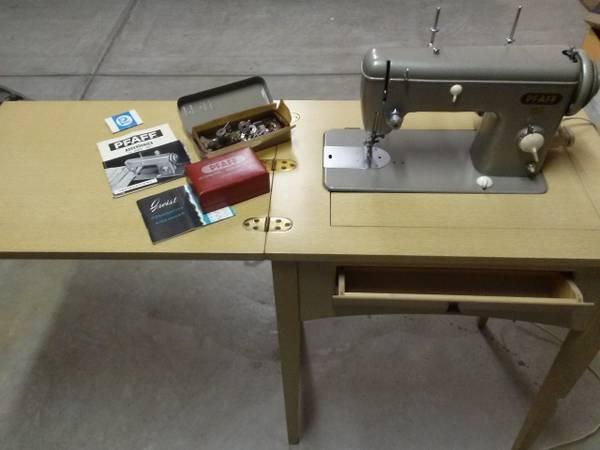 Pfaff 40 Sewing Machine Classifieds Buy Sell Pfaff 40 Sewing Adorable Pfaff 230 Sewing Machine For Sale