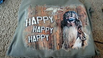 Phil Robinson Duck Dynasty Sweater (New)