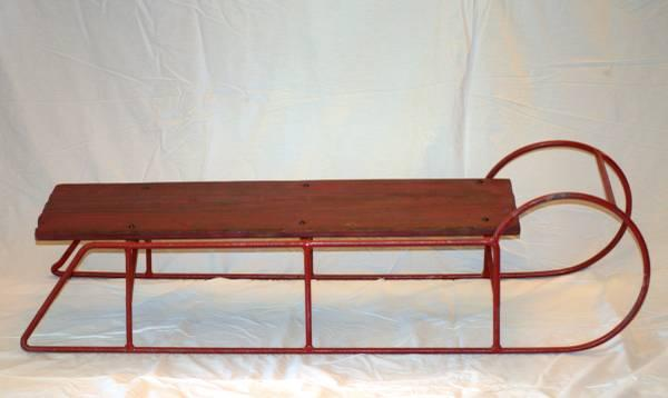 Photography Prop Sleigh Sled - $100