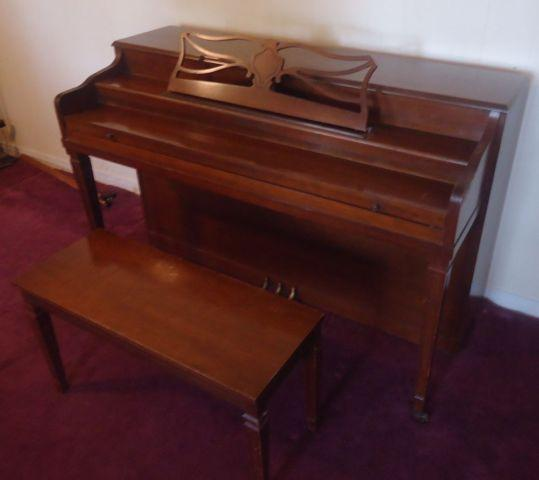 Piano--Kohler &Campbell--Console Moving-Must Go