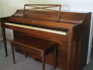 Piano Baldwin - Reduced - $375 (Sarasota N)