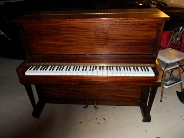 Piano by Park Mfg company - $299