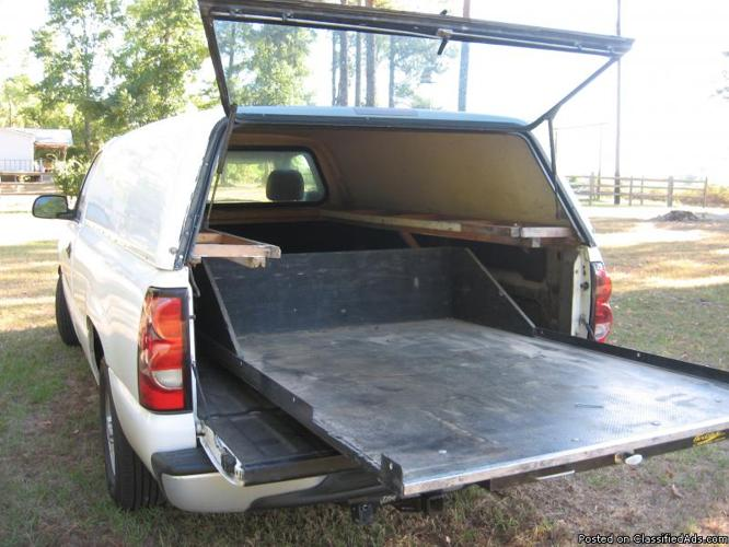 Pick Up Truck Bed Slideout For Sale In Waskom Texas