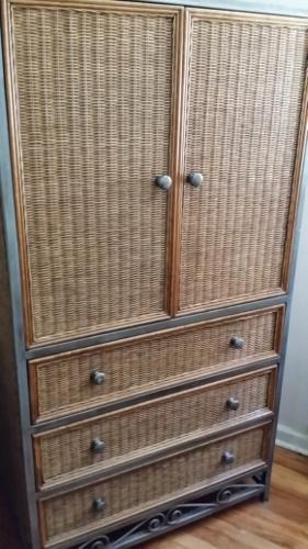 Pier 1 4 Pc Bedroom Set For Sale In New Milford New