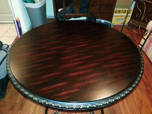 Pier 1 Imports Ashmont Bistro Dining Table + 4 Ashmont & Pier 1 Imports: Ashmont Bistro Dining Table + 4 Ashmont Chairs for ...