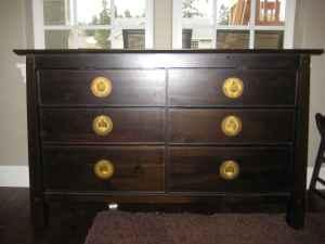 Pier 1 imports 6 drawer dresser bellingham for sale in bellingham washington classified for Pier one shanghai bedroom furniture